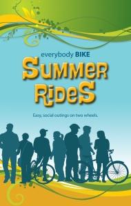 Summer Rides Poster