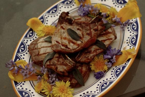 2012-04 Pork Chops