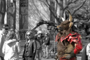 minotaur @ bellingham procession of species 1920x1500 2012-05-05