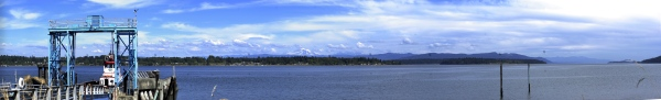 2013-08-25 Bellingham from Lummi Island [wide wallpaper]